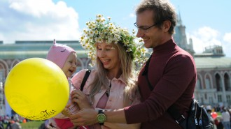 В Москве наградили победителей городского конкурса «Семья года»