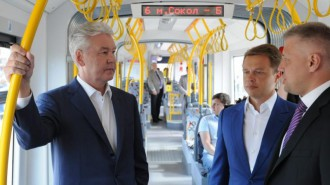 День московского транспорта будет отмечаться в этом году 13 июля