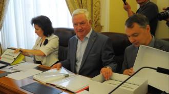 Валентин Горбунов: Ни одной жалобы не поступило от кандидатов оппозиции. Фото: архив