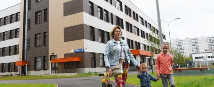Школа №504 станет одним из ведущих образовательных центров Юго-Западного округа. Фото: архив