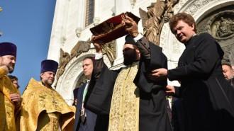 Мощи святых покровителей брака Петра и Февронии привезут в Москву. Фото: архив