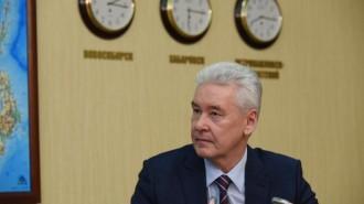 Собянин осмотрел ход строительства новой больницы в Коммунарке. Фото: мэр Москвы Сергей Собянин