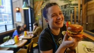 В Москве 27 июля отметят День гамбургера. Фото: архив