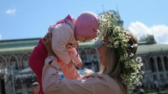 Многодетные семьи в Москве получат новые налоговые льготы. Фото: архив