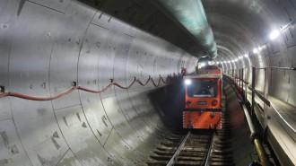 На Некрасовской линии метро появится станция в стиле конструктивизм. Фото: архив