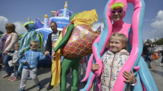 На Сахарова и ВДНХ 31 августа пройдет общегородской фестиваль «PROлето». Фото: архив