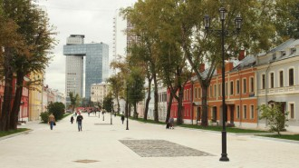 В столице появится еще одна пешеходная улица. Фото: архив