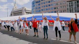 День флага на столичных площадках отпраздновали 500 тыс человек. Фото: архив