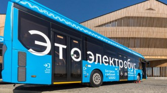 Московский парк электробусов сегодня крупнейший в Европе. Фото: архив