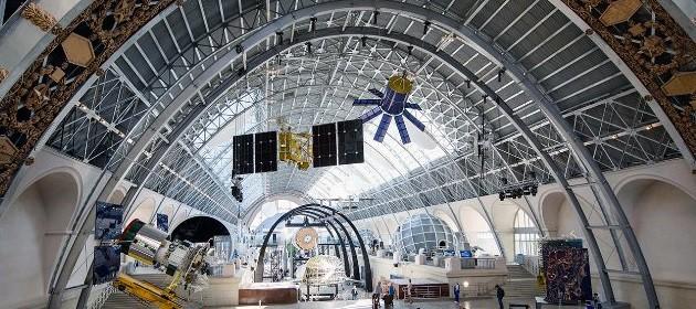 Во Всемирной неделе космоса на ВДНХ приняли участие около 100 тыс человек. Фото: сайт мэра Москвы