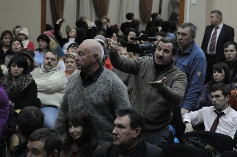 Публичные слушания по проекту бюджета столицы проходят в Общественной палате столицы. Фото: архив