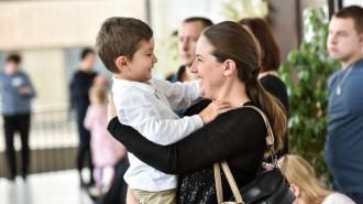 День матери отметят в столице. Фото: архив, «Вечерняя Москва»