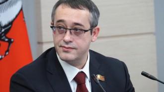 Алексей Шапошников: Бюджет Москвы до 2022 года одобрен представителями всех фракций. Фото: архив