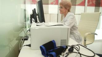 Минздрав: В Москве за год стало почти на 2 тыс врачей больше. Фото: архив