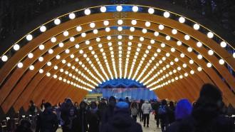 В парке «Сокольники» пройдет зимний фестиваль «Московского долголетия». Фото: сайт мэра Москвы