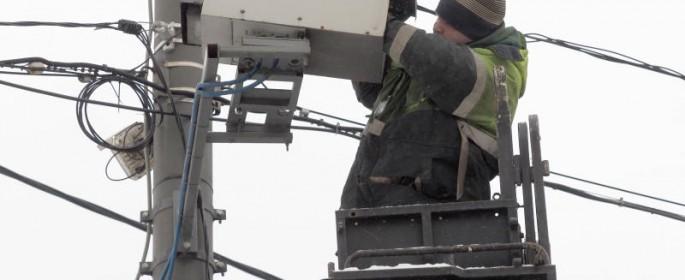 Дорожные камеры снизили количество ДТП в Москве на 23% с 2010 года. Фото: архив
