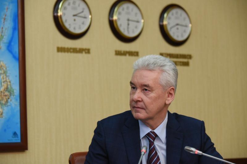 Собянин ответил на сложные вопросы депутатов Мосгордумы. Фото: мэр Москвы Сергей Собянин