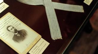 Выставка к 160-летию со дня рождения Чехова пройдет в Главархиве Москвы. Фото: архив