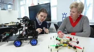 В 2019 году в школах Москвы стажировались педагоги из 109 городов России. Фото: архив