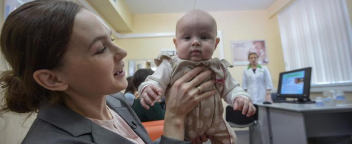 Новое здание филиала детской поликлиники открыто в Тропареве-Никулине. Фото: архив