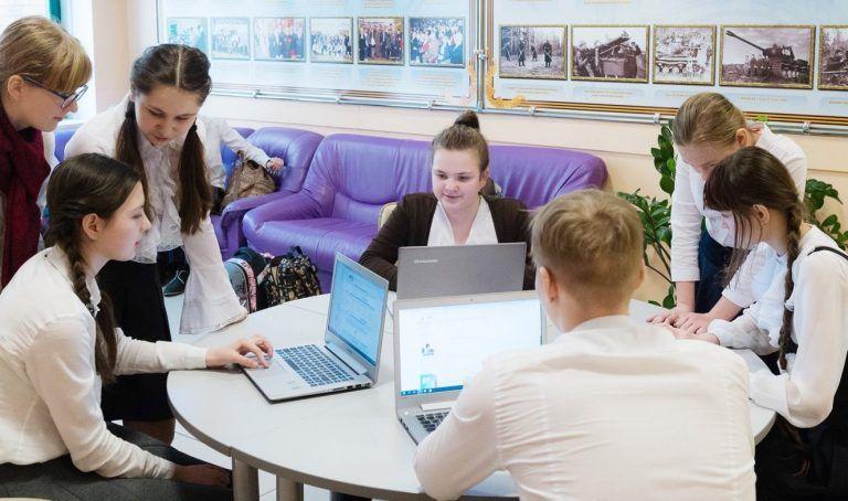 Интерактивные уроки появились в МЭШ ко дню памяти А.С.Пушкина. Фото: сайт мэра Москвы