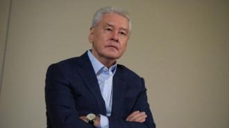 Сергей Собянин рассказал о планах строительства новой инфекционной больницы. Фото: мэр Москвы Сергей Собянин