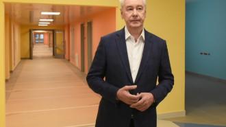Собянин рассказал о расширении ограничительных мер из-за коронавируса. Фото: мэр Москвы Сергей Собянин.