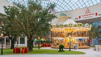 Детский парк развлечений «Остров мечты» пришелся по душе горожанам. Фото: сайт мэра Москвы