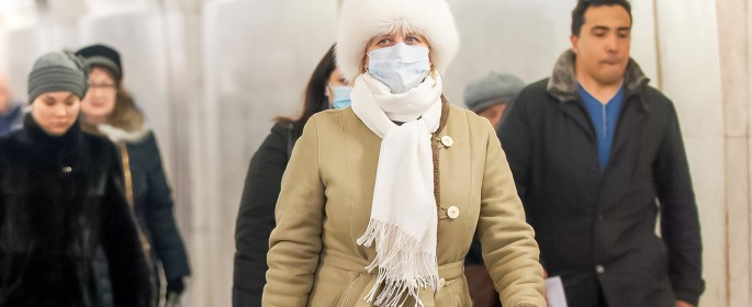 В Москве усиливают меры по ограничению распространения коронавируса. Фоо: сайт мэра Москвы