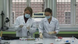 Экспресс-тесты на антитела к COVID-19 пройдут все столичные медработники. Фото: архив