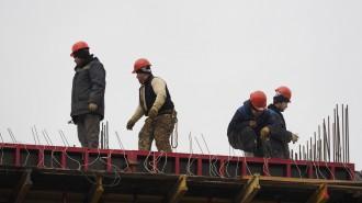 В Москве ограничена работа большинства предприятий и организаций. Фото: архив