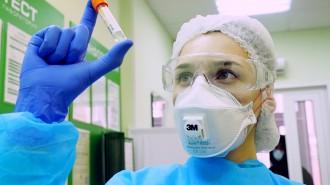 Более 50 тыс медработников в Москве проверили на иммунитет к коронавирусу. Фото: архив