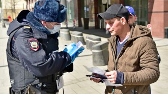 Москва вводит дополнительные меры по борьбе с коронавирусом. Фото: архив
