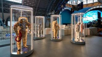 Онлайн-программа ВДНХ к Дню космонавтики собрала около 2 млн человек. Фото: официальный сайт мэра Москвы