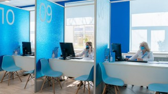 Центр занятости «Моя работа» трудоустроил в клиники более 100 москвичей. Фото: сайт мэра Москвы