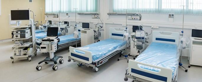 Построенная за месяц больница в ТиНАО начала принимать пациентов. Фото: сайт мэра Москвы