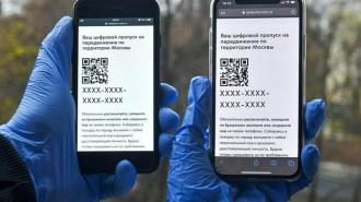 В Мосгордуме отметили, что цифровые пропуска для поездок на работу продлят до 31 мая автоматически. Фото: сайт мэра Москвы