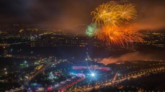 Проход к смотровым площадкам и набережным будет закрыт в Москве 9 мая. Фото: архив