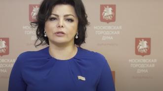 Депутат МГД Елена Николаева предложила варианты развития программы льготной ипотеки для граждан.  На фото депутат МГД Елена Николаева