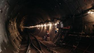Специалисты завершили проходку тоннеля от станции «Сокольники» до «Рижской». Фото: архив