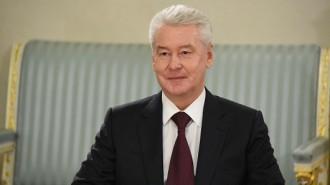 Собянин дополнил список отмененных ограничений в Москве. На фото мэр Москвы Сергей Собянин