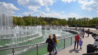 Горожанам рассказали о необычных фонтанах столицы. Фото: архив