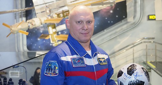 На фото депутат МГД Олег Артемьев
