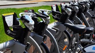Депутат МГД Бускин: Велопрокат стал доступен во многих спальных районах столицы в 2020 году. Фото: архив
