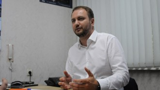 На фото депутат МГД Кирилл Щитов