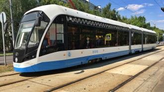Депутат МГД Титов: Трамвайная сеть Москвы может дойти до ЗелАО при условии привлечения частного инвестора. Фото: архив