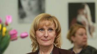 На фото депутат Парламента Москвы, председатель комитета Совета Федерации по социальной политике Инна Святенко