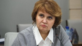 На фото председатель комиссии Московской городской Думы по экономической и социальной политике Людмила Гусева