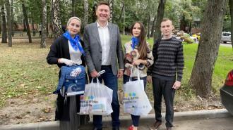 На фото депутат МГД Александр Козлов