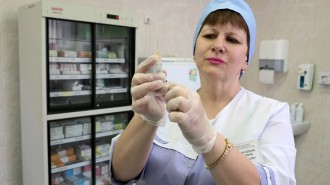 Около 450 пунктов вакцинации от гриппа будет работать в Москве с 1 сентября. Фото: архив